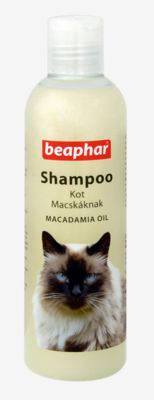 Beaphar sampon macska - Makadamia Oil (250ml)