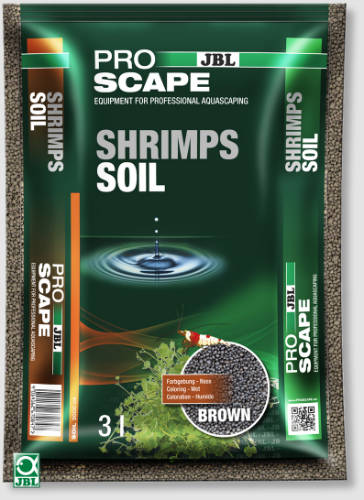 JBL Proscape ShrimpsSoil Brown 3l