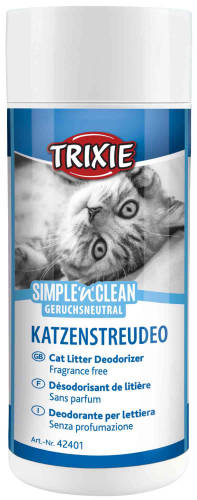 trixie 42401 Simple'n'Clean - alomszagtalanító 200g