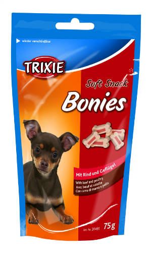 Trixie Light Bonies Soft Snack 75g